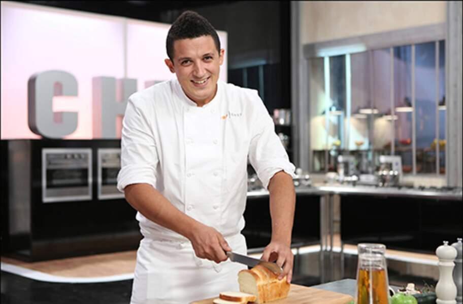Adel Dakkar, 27 ans, Gannat (03), Sous-chef au Saint Paul - Hôtel Relais & Châteaux