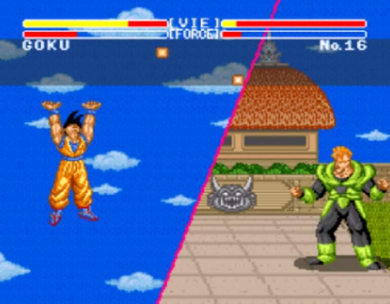 Dragon Ball Z : Super Butōden (1993 - Super Nintendo)