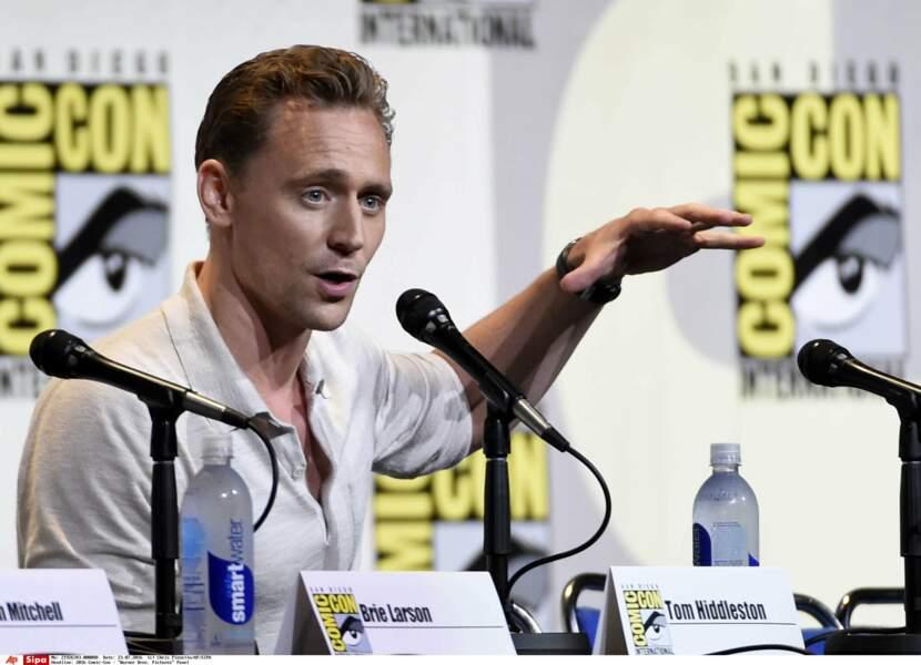 Au tour du film KONG : SKULL ISLAND de faire les présentations avec Tom Hiddleston