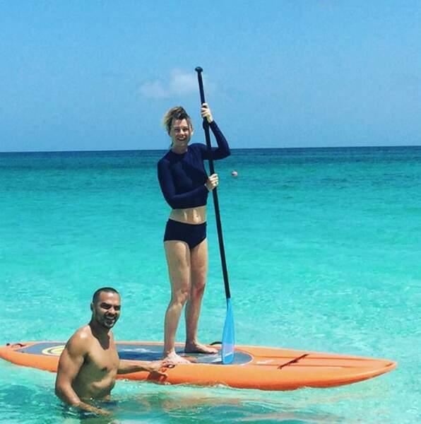 Loin des plateaux de Grey's Anatomy, Ellen Pompeo et Jesse Williams s'éclatent en vacances ensemble