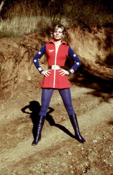 Deuxième scoop : Wonder Woman a été blonde...