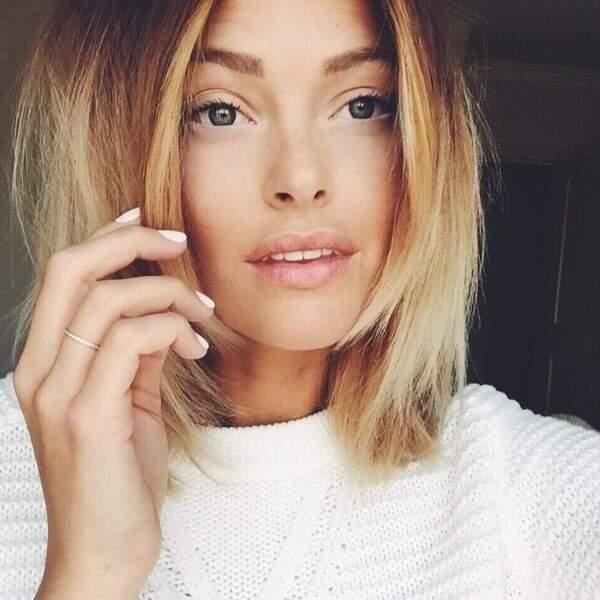 On continue avec une habituée du diaporama Instagram : Caroline Receveur