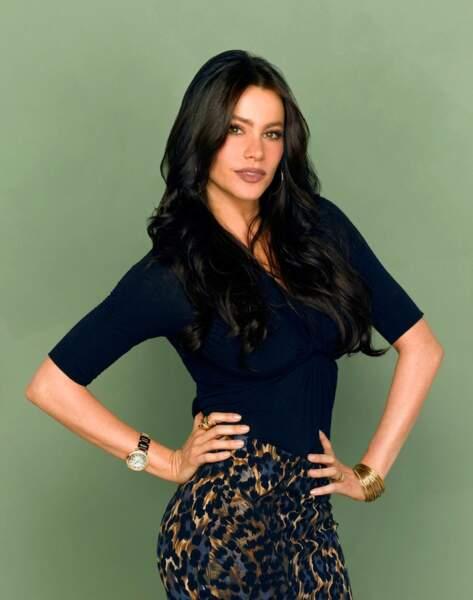 1. Sofia Vergara, Modern Family : 30 millions de dollars par an
