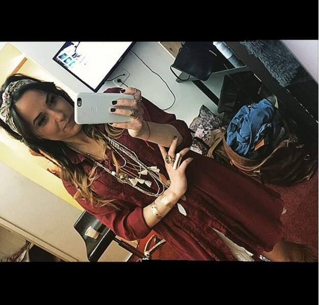 Vous aimez la tenue de Capucine Anav ?