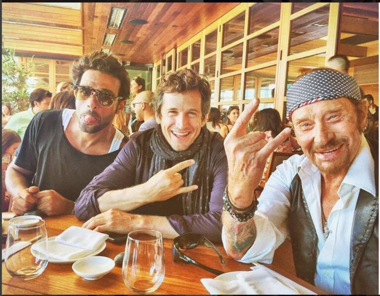 2016 : Johnny version Pirate des Caraïbes au Vietnam avec Yodelice et Guillaume Canet