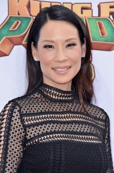 Lucy Liu, maman de Rockwell à 46 ans, a eu recours à une mère porteuse.