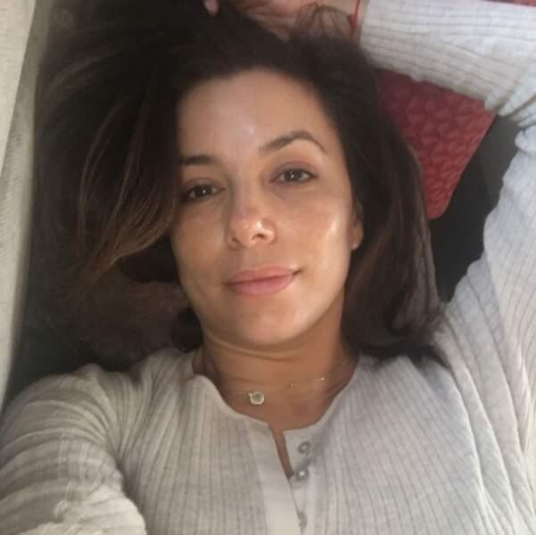 Eva sans make-up