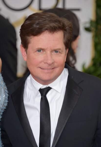 Bien que souffrant de la maladie de Parkinson, Michael J Fox, 54 ans, n'a pas abandonné sa carrière