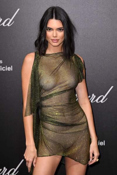 Incontestable Palme d'or de la robe sexy pour Kendall Jenner !