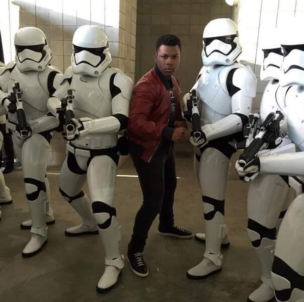 John Boyega, prochainement au casting de Star Wars VII