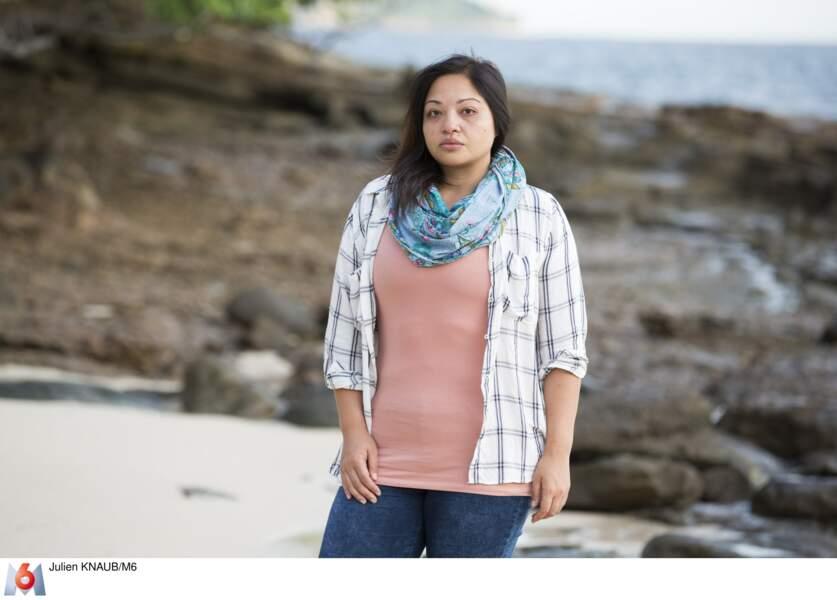 Rachana, 34 ans, veut rendre hommage à ses parents qui ont connu la famine