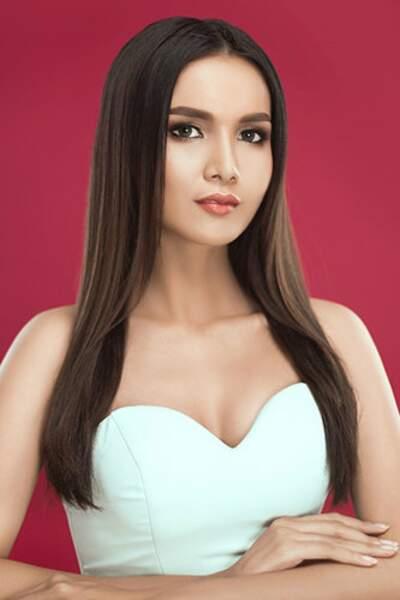 Nat Rern, Miss Cambodge