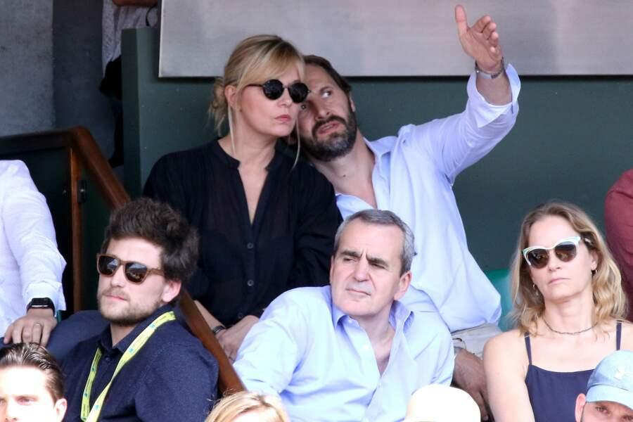 Flavie Flament et son chéri, Vladimir, étaient là aussi
