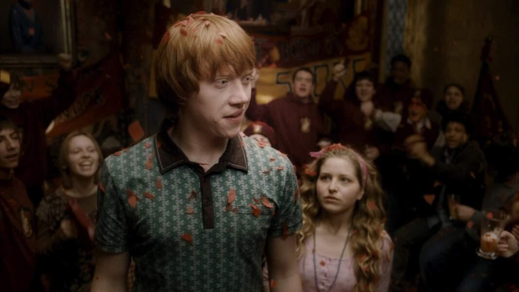 2009 Harry Potter et le Prince de sang-mêlé.