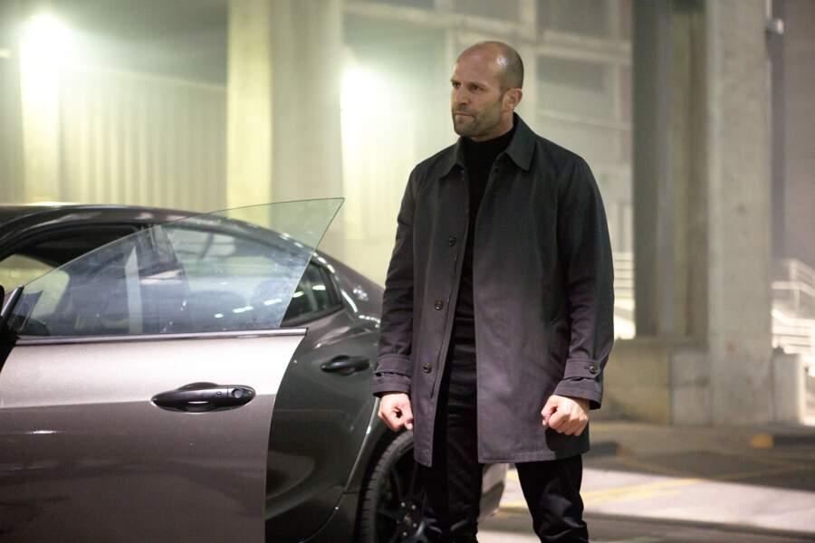 Jason Statham semble ne pas avoir pris une ride depuis Fast & Furious 7