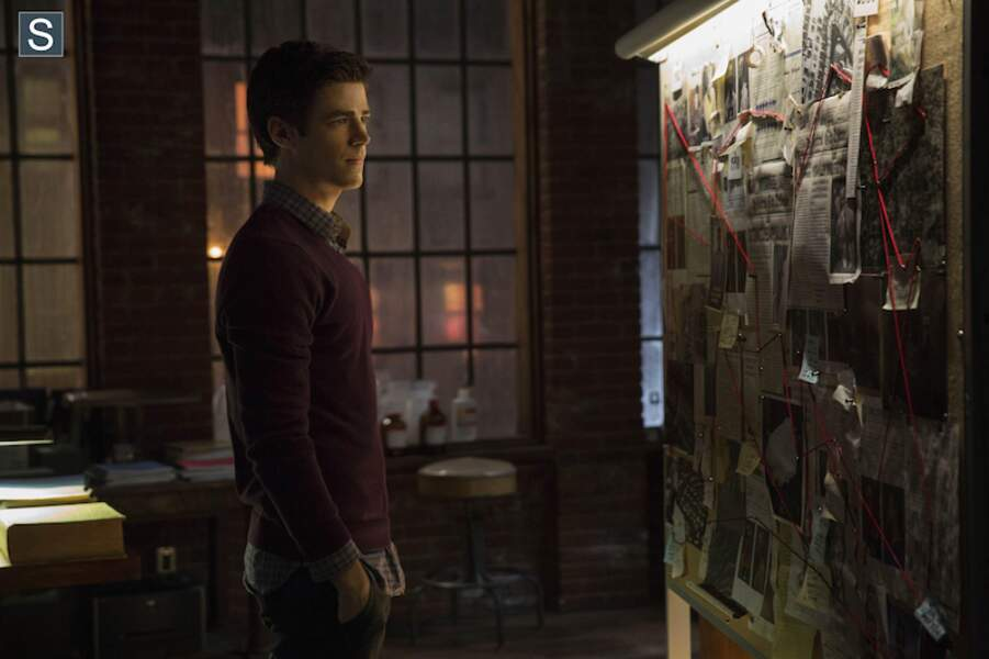 Grant Gustin - Barry Allen dans The Flash