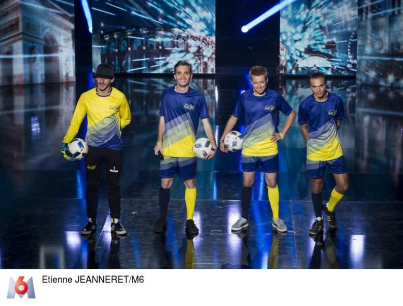 Footstyle sera à nouveau sur la scène de La France a un incroyable talent