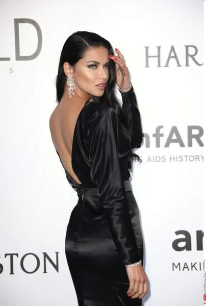Caliente Adriana Lima !