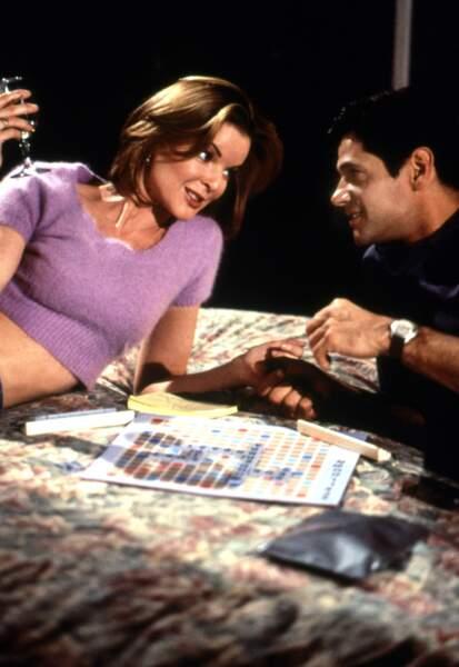 Dans Melrose Place, on se trompait à tout va ! On se souvient des amants terribles et dérangés Kimberly et Michael.
