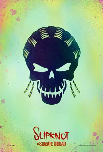 Slipknot alias Adam Beach