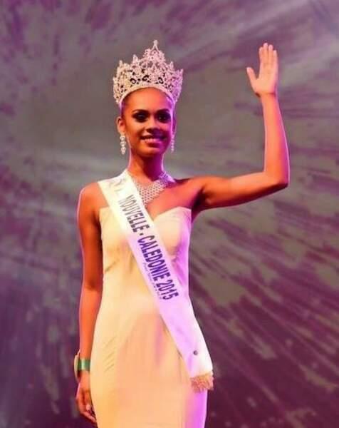 On vous présente Gyna Moereo, Miss Nouvelle-Calédonie 2015