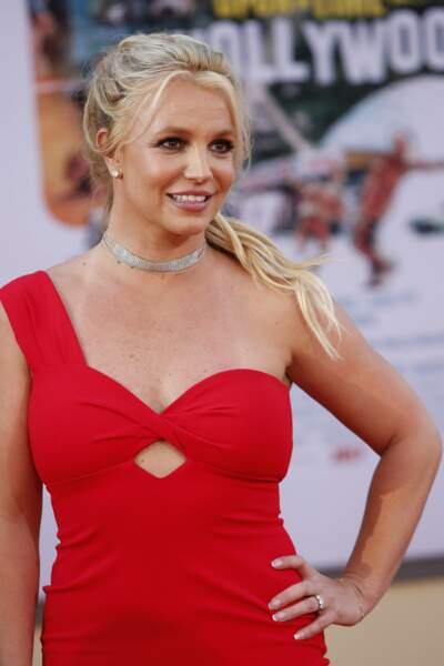 Aujourd'hui, faut-il encore vous présenter la carrière de Britney ?
