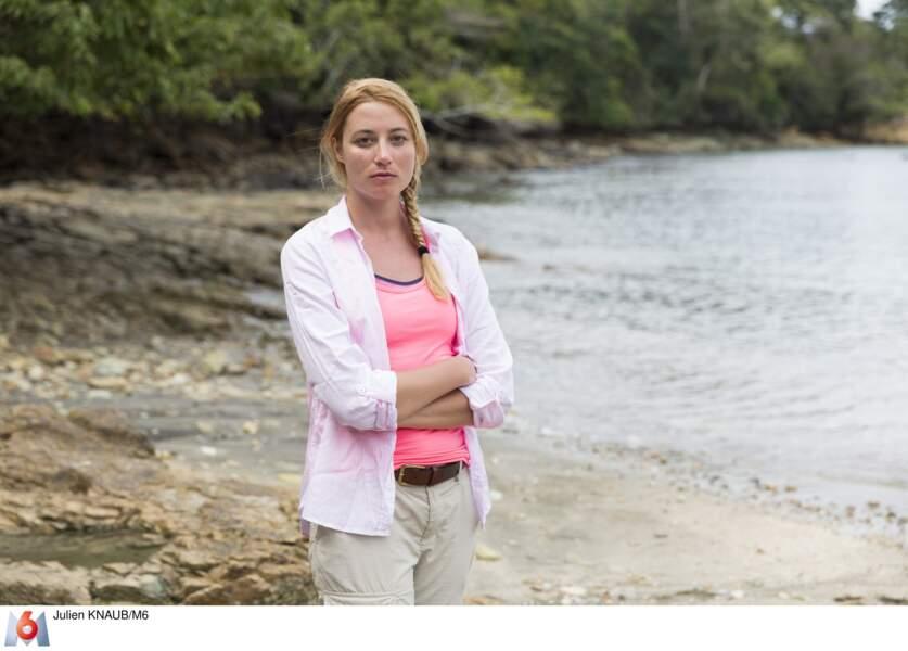 Jennyfer, 32 ans, végétarienne, veut prouver qu'elle peut survivre 28 jours sans chasser !
