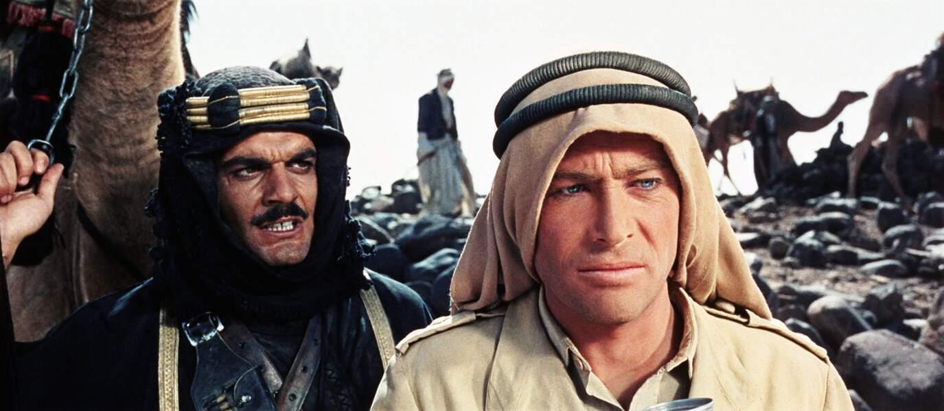 23- Laurence d'Arabie (1962) de David Lean