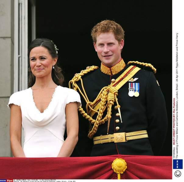 A-t-il craqué pour Pippa Middleton ?