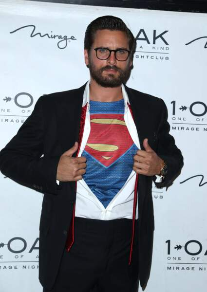 Scott Disick est en fait Superman.