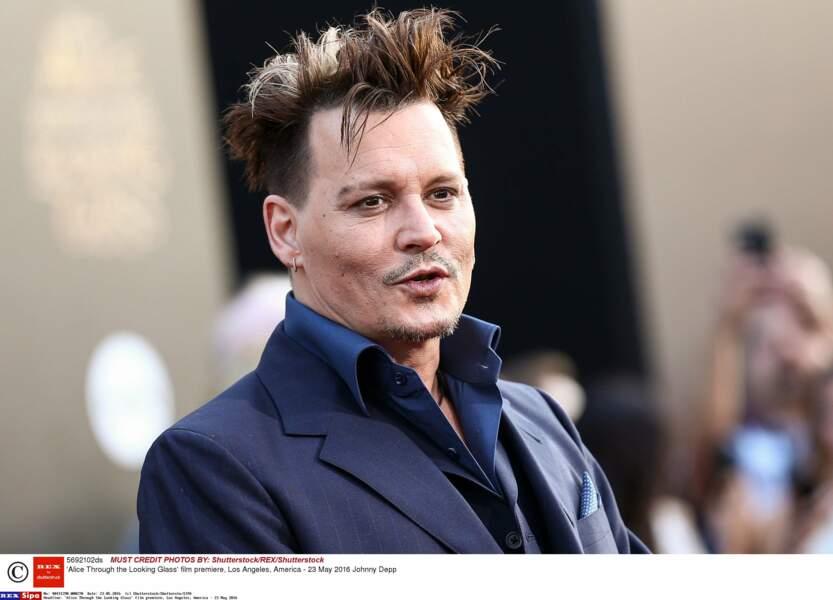 5. Johnny Depp avec 48 millions de $