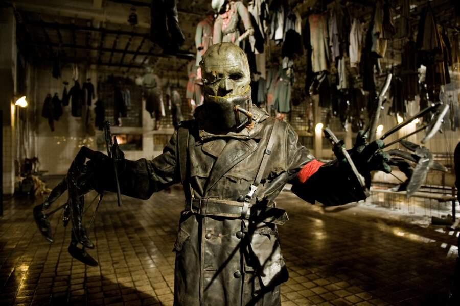 "En 2013, Richard Raaphorst réalise le ""direct to DVD"" Frankenstein's Army"