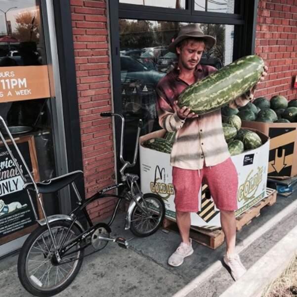 ... et légumes, petits et grands.