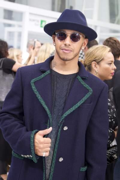 Il n'aurait manqué la Fashion Week pour rien au monde !