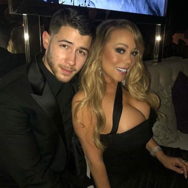 Mariah Carey et Nick Jonas ont fait connaissance...
