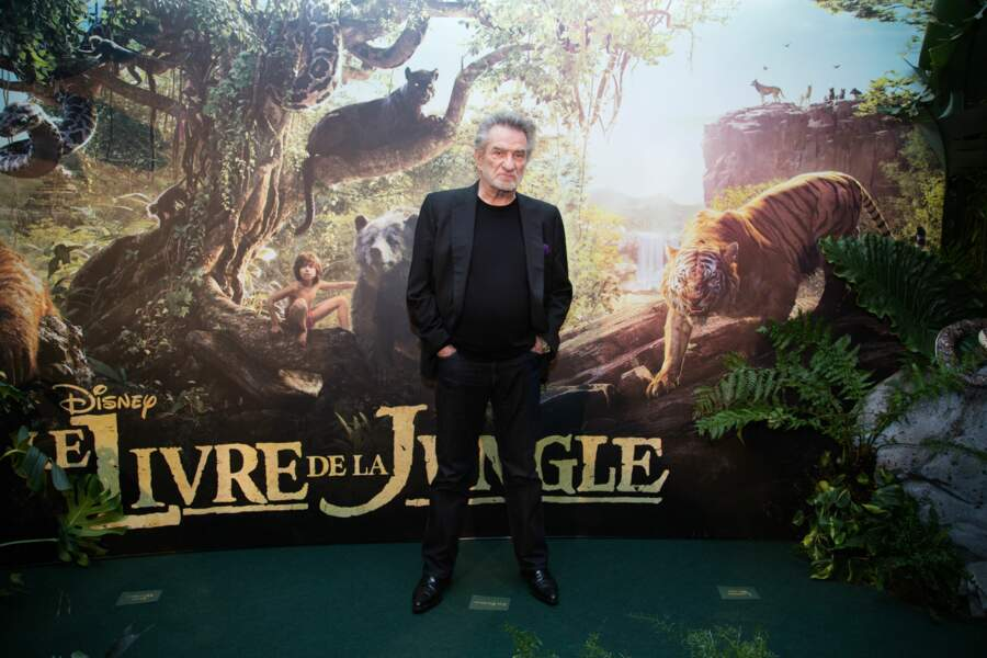 Eddy Mitchell… visiblement beaucoup moins !