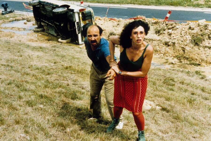 La quart d'heure américain de Philippe Galland, avec Gérard Jugnot (1982)