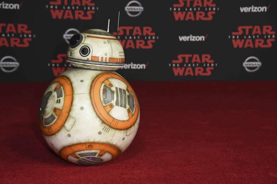 BB-8 est venu seul... Mais où est R2D2 ??