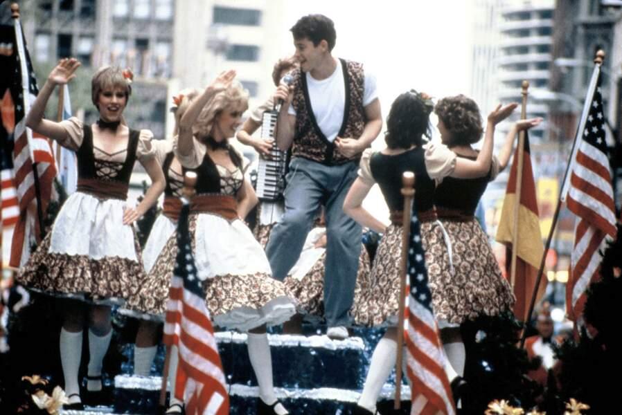 36- La folle journée de Ferris Bueller (1986)