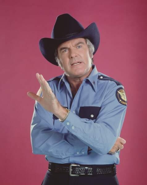 James Best, le shérif de la série Shérif, fais-moi peur, est décédé à 88 ans.