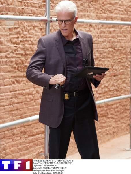 Ted Danson a changé de registre en jouant dans la comédie The Good Place, puis dans Mr Mayor
