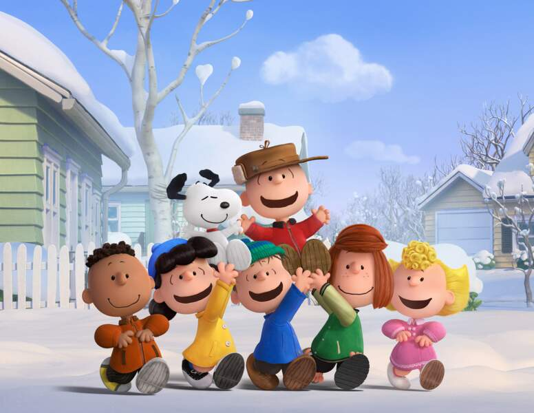 Snoopy et les Peanuts - Le Film (sortie le 16 décembre)