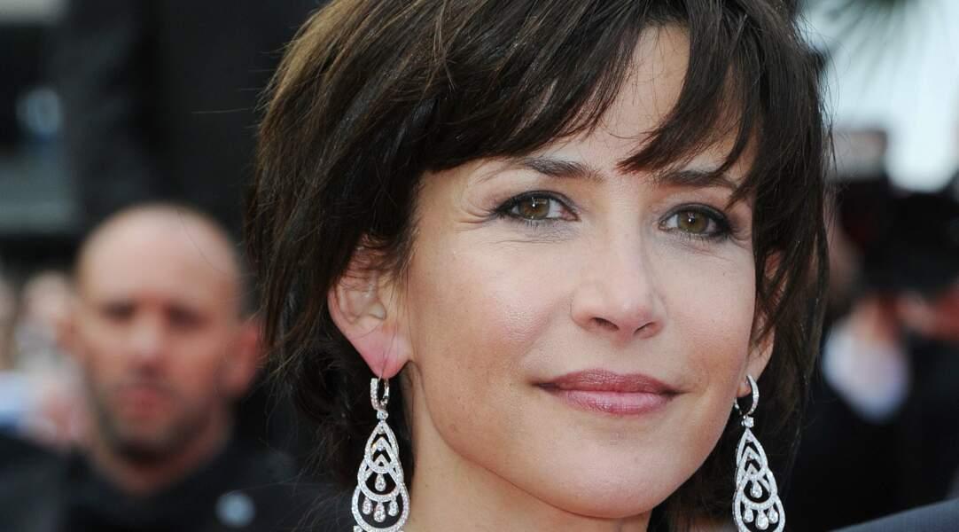 Sophie Marceau (48 ans), en mai 2015, à la cérémonie de clôture du dernier Festival de Cannes.