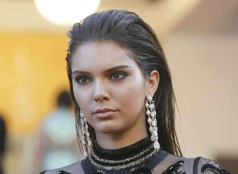 Et Kendall qui regarde l'avenir avec détermination