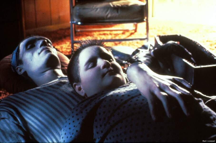 Et la Chose alors ? Elle était jouée par Christopher Hart, un magicien... toujours magicien !