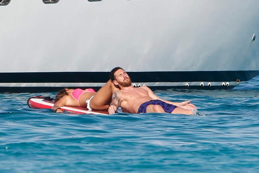 Trop dure, la vie de Leo Messi