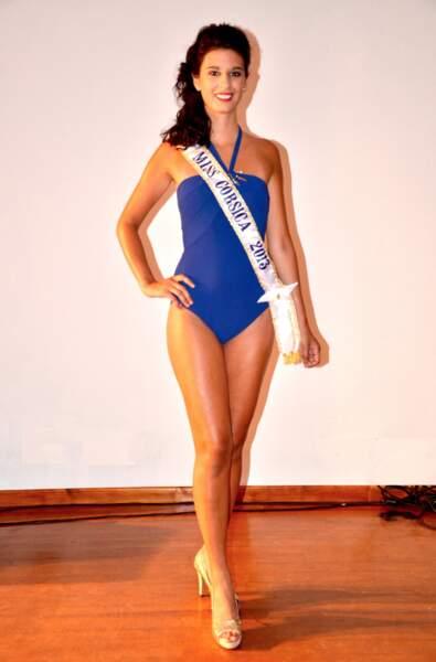 Carla Guidicelli, Miss Prestige Corse 2013