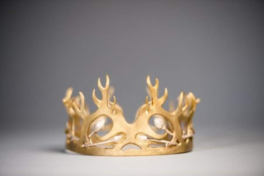 La couronne de Jeoffrey Baratheon