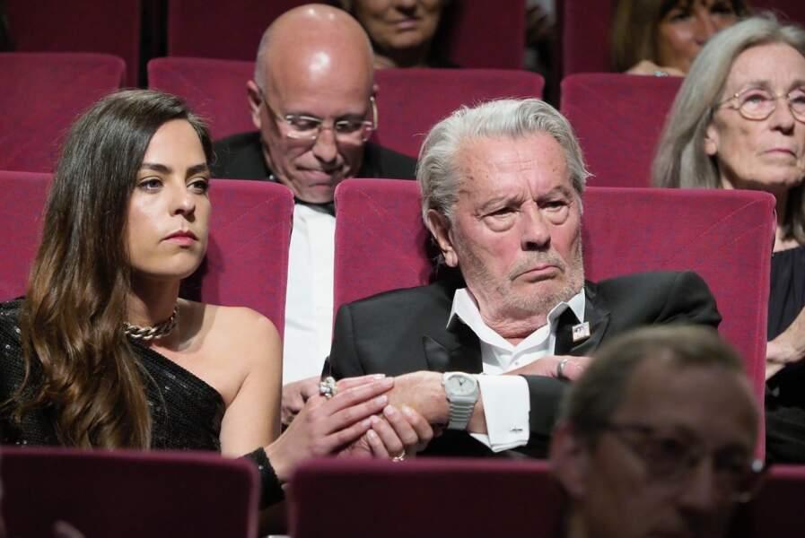 Sa fille Anouchka est à ses côtés