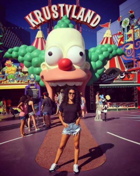 ... et le très célèbre parc d'attractions Universal Studios